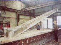 hot dipped galvanised steel
