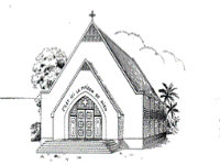 Steel Framed Church Advert