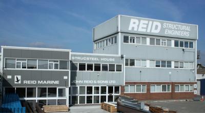 REIDsteel Offices in Christchurch